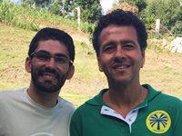 Produtores rurais recebem Marcos Palmeira em Areal