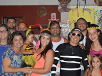 Matinês animaram o Carnaval 2016 em Areal