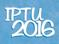IPTU 2016 – Cronograma de entrega