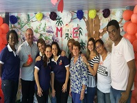 Prefeitura Municipal de Areal comemora o Mês das Mães (CRAS Amazonas)