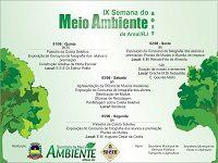 IX Semana do Meio Ambiente