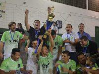 17° Campeonato de Futsal de Areal é decidido nos pênaltis