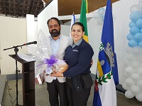 Prefeitura Municipal de Areal e Polícia Militar na prevenção às Drogas