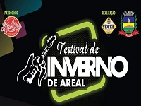 Prefeitura Municipal de Areal realiza Festival de Inverno