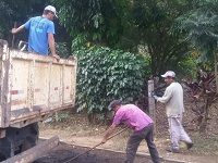 A Prefeitura Municipal De Areal juntamente com a Secretária De Serviços Públicos realizam Operação Tapa Buraco.