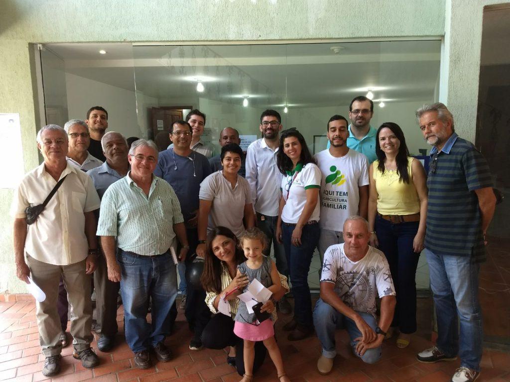 Produtores rurais de Areal estão perto de receber recursos do programa Rio Rural